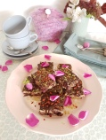 Almond Cherry Chocolate Chip Granola Bars