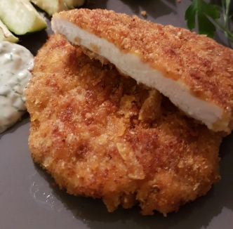 breaded buttermilk turkey