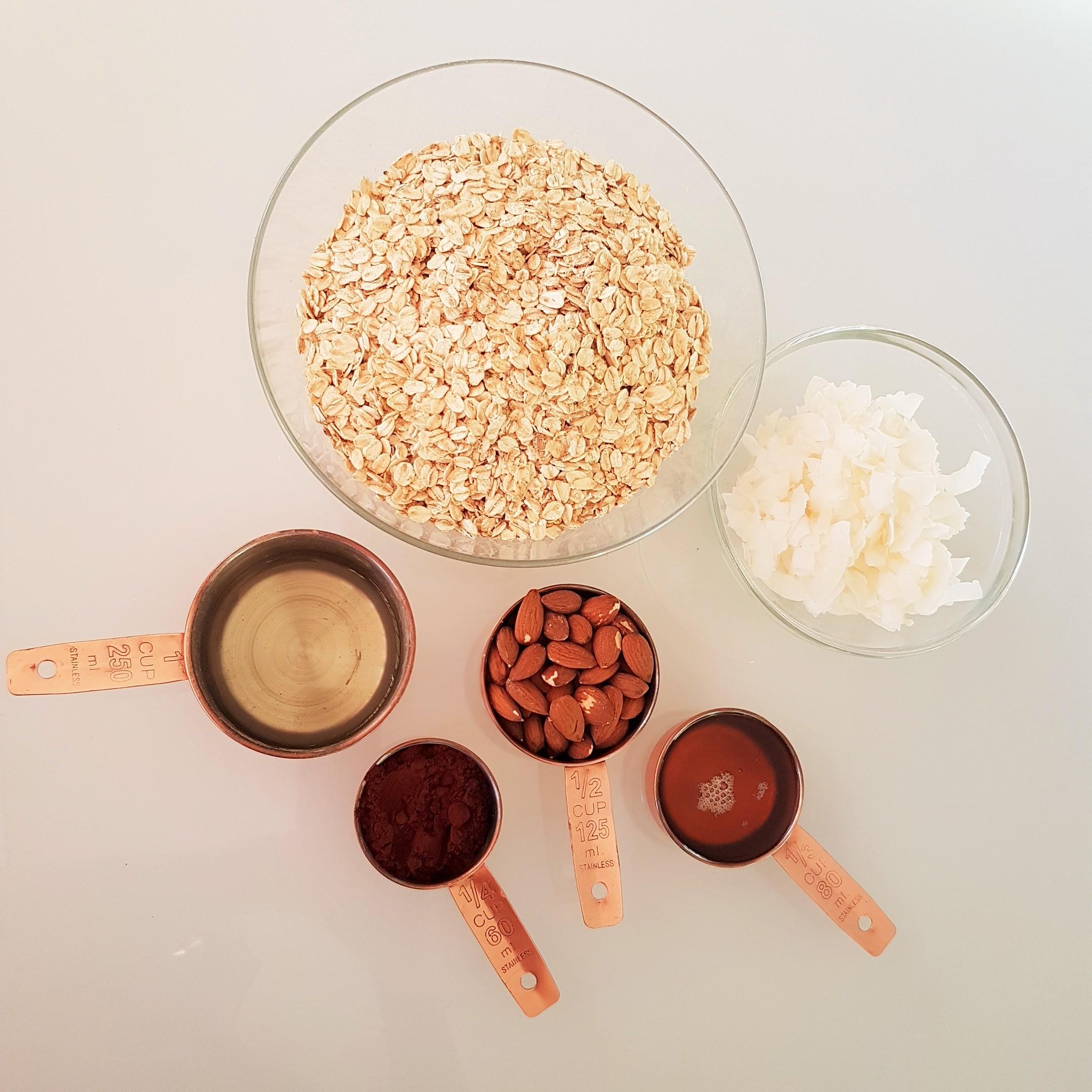 Chocolate Granola2
