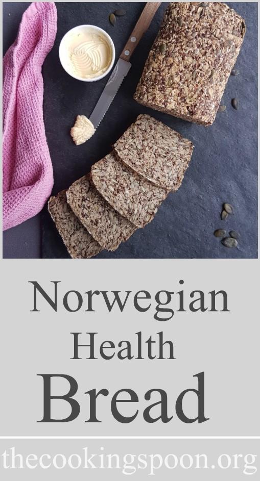 norwegian health bread