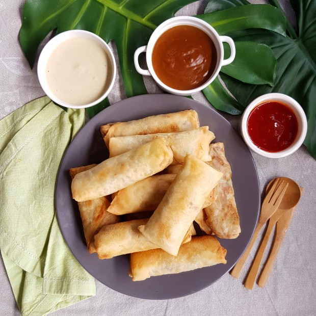 Chinese Spring Rolls6