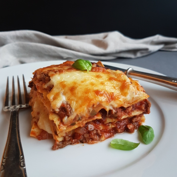 Fool Proof Lasagna
