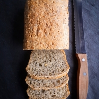 Chia Seed Bread