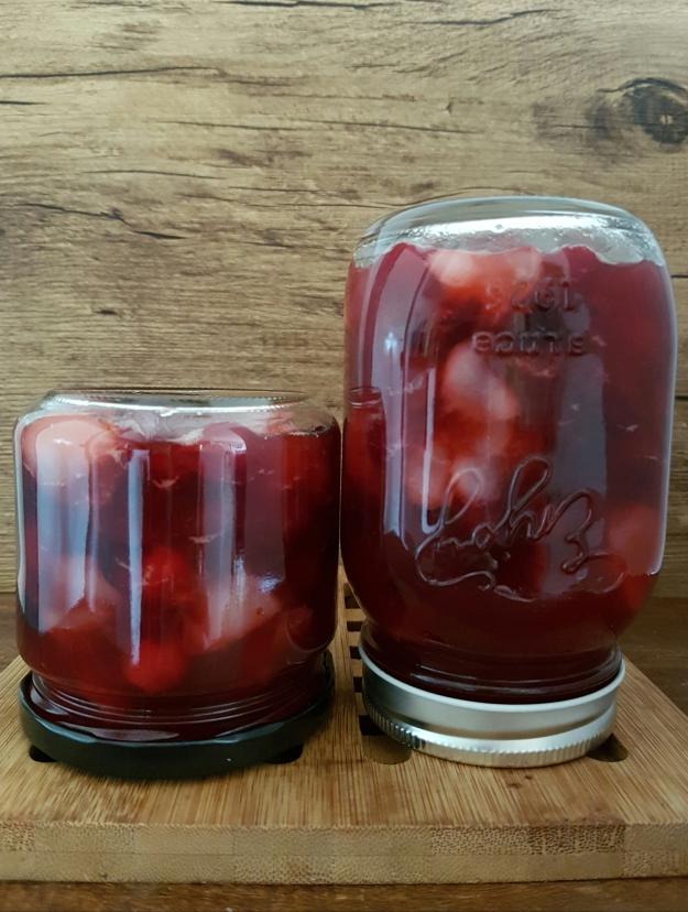 Cranberry Pear Sauce2