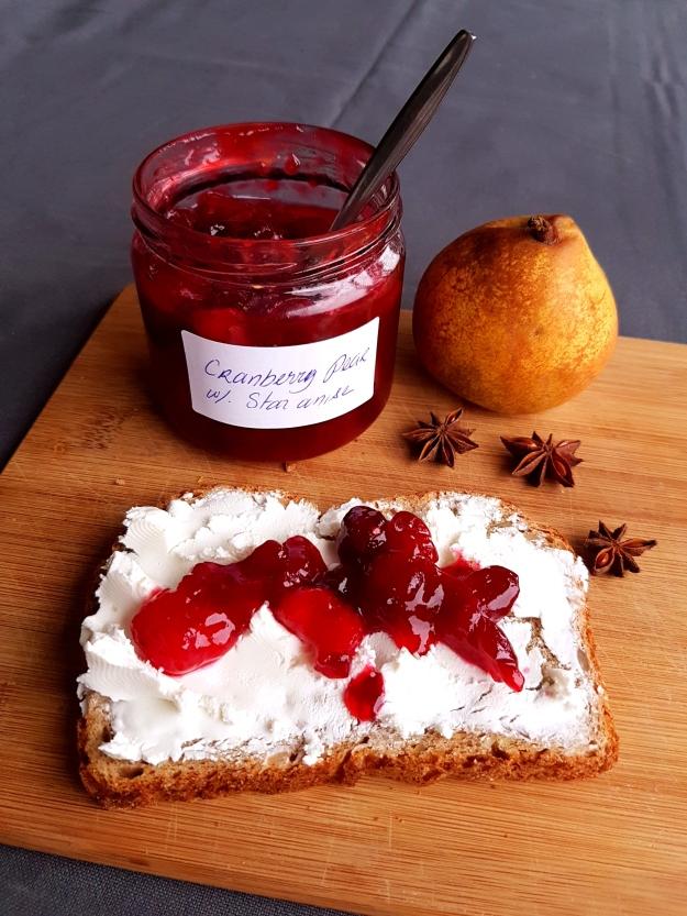 Cranberry Pear Sauce5
